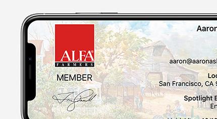 Abenity Mobile App Digital Member Card